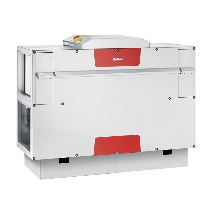 Relativ KWL EC 1200 S PRO WW - KWL-Standgerät mit WRG EC-Ventilator, WW YJ87