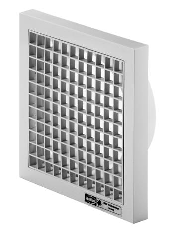 Grilles De Ventilation Helios Ventilatoren Ag